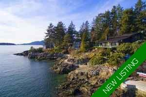 Eagle Harbour Waterfront Home! for sale:  3 bedroom 5,015 sq.ft. (Listed 2018-11-09)
