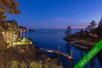 Eagle Harbour Waterfront Home! for sale:  3 bedroom 3,870 sq.ft. (Listed 2019-05-27)